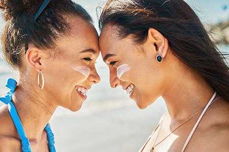 Τα καλύτερα αντηλιακά προσώπου βάσει τύπου δέρματος