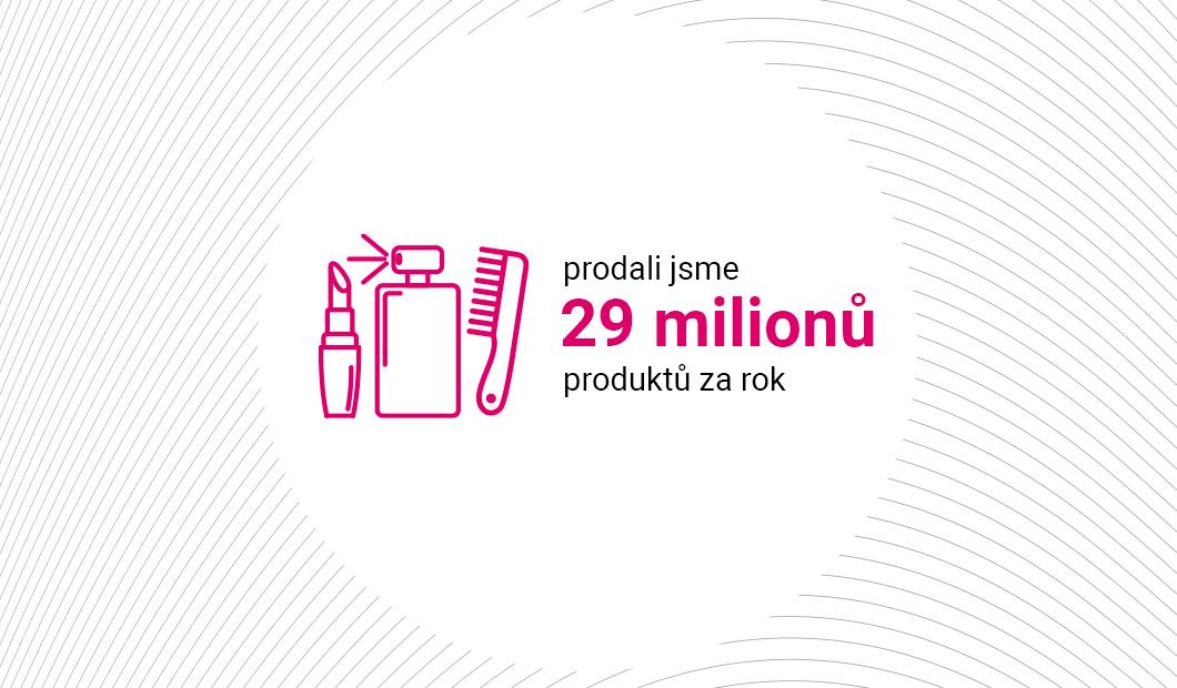 18 milionů produktů