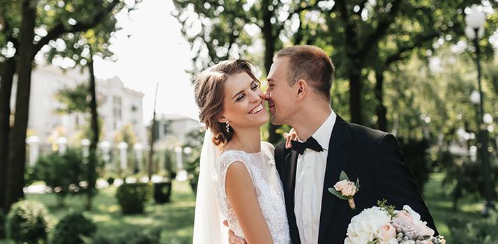 Le migliori 5 acconciature da sposa per il 2018