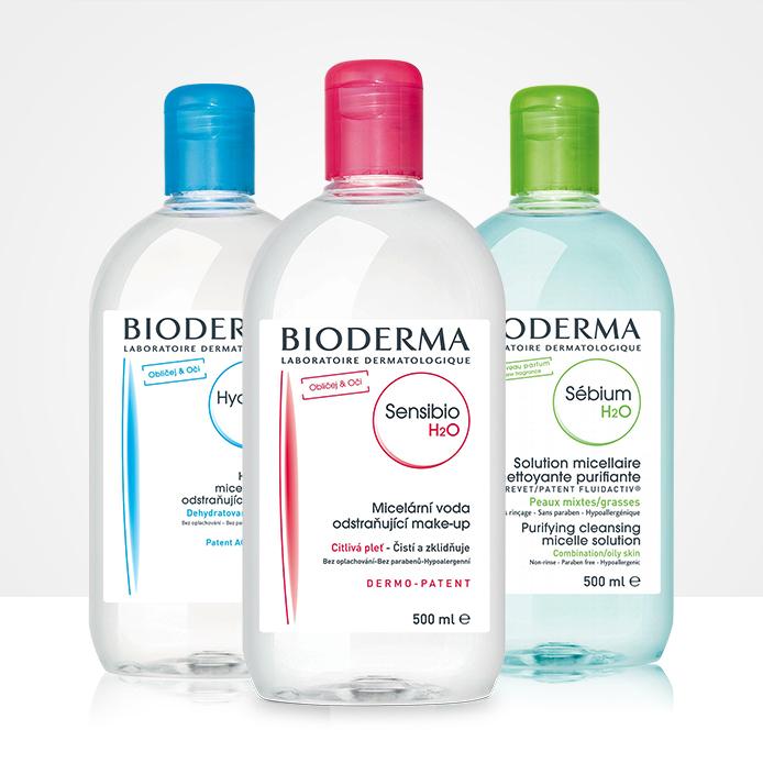 Woda micelarna Bioderma 1+1 GRATIS