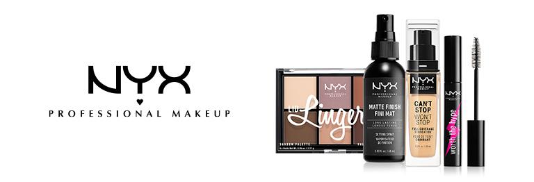 20 % rabatt på NYX Professional Makeup
