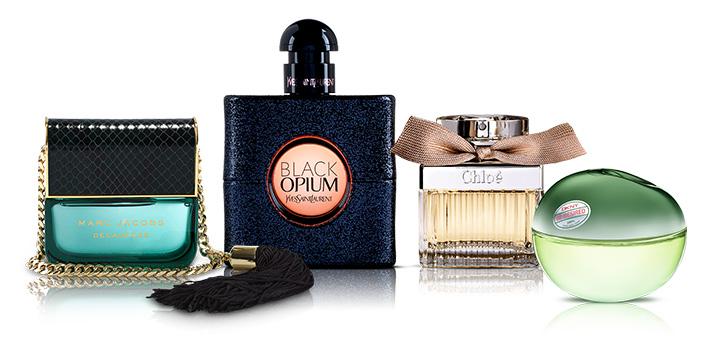 най хубавите дамски парфюми