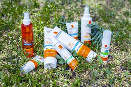 Testujeme: Sluneční péče La Roche-Posay Anthelios