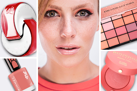 Living Coral: Beauty-Produkte zur Farbe des Jahres