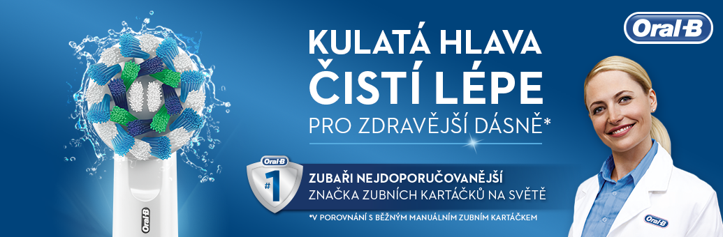 Oral B hlavice