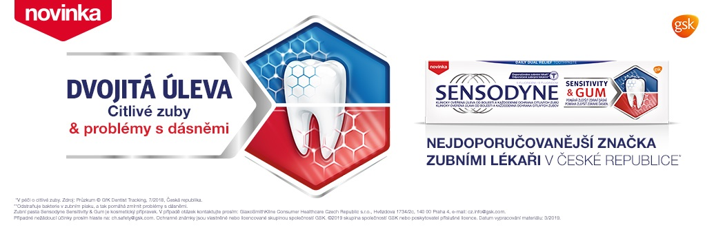 Sonsodyne Sensitivity & Gum