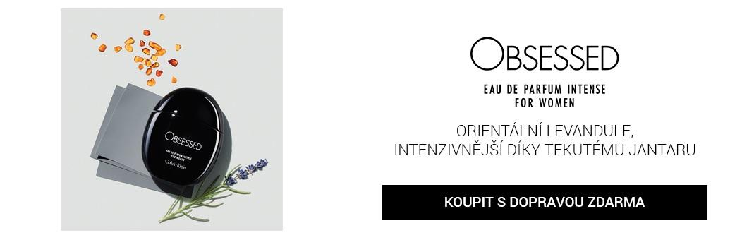 Calvin Klein Obsessed Intense for Women