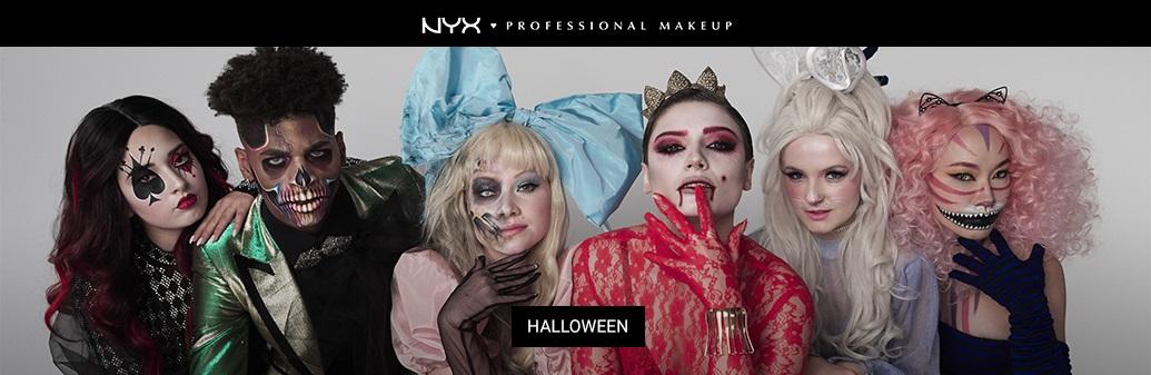 Nyx PMU Halloween