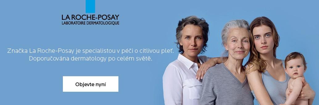 Dermokosmetika La Roche-Posay banner