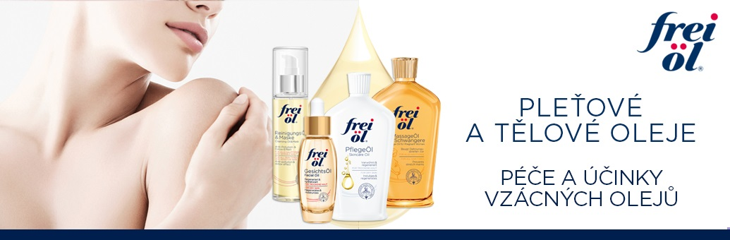 frei öl Face and Skin Oils