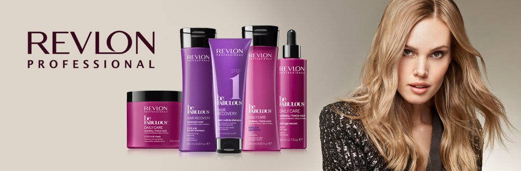 Revlon be fabulous