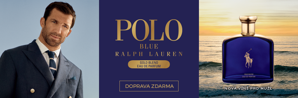 Ralph Lauren Polo Blue Gold Blend