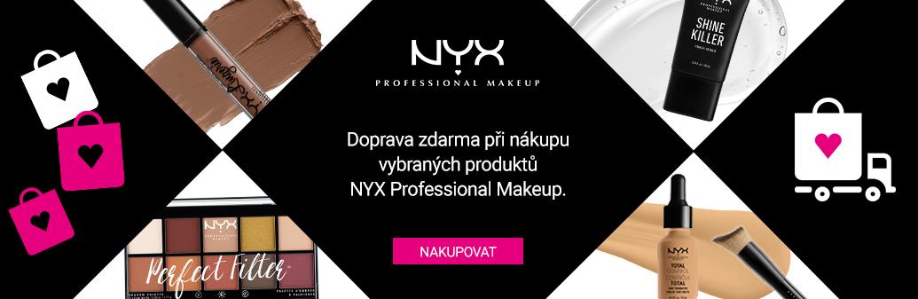 NYX free shipping