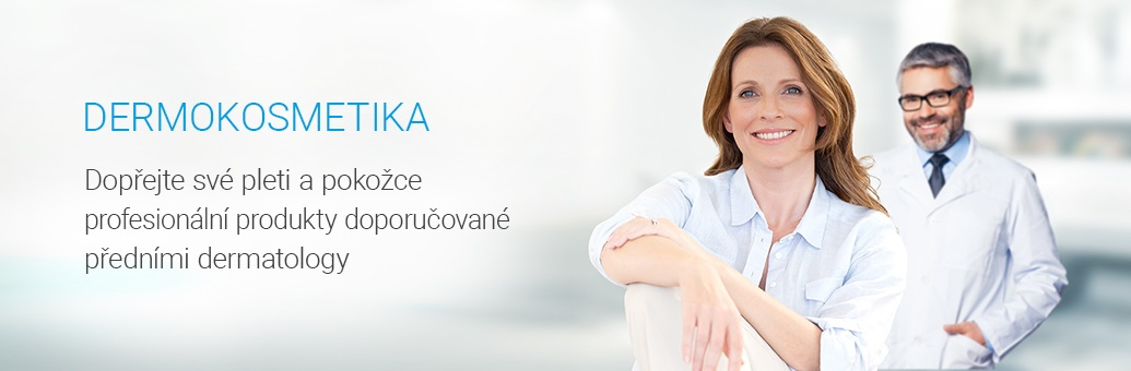 banner dermokosmetika