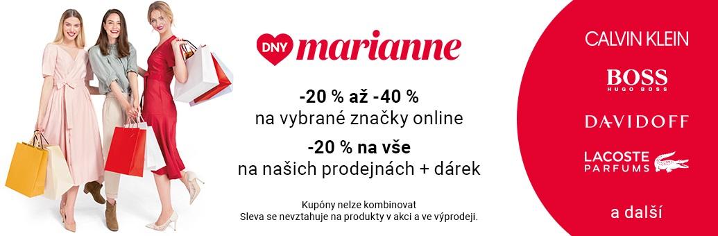Dny Marianne 2019