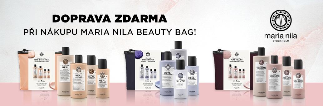 maria nila beauty bag w24
