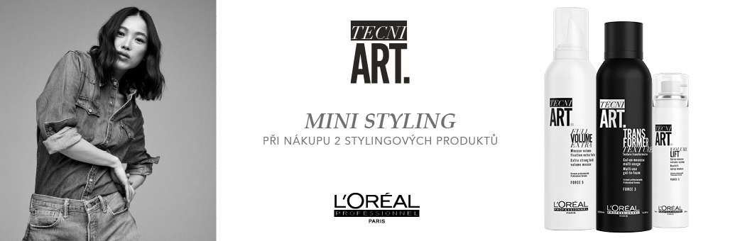 Loreal Professionel W38 Tecni Art mini styling zdarma