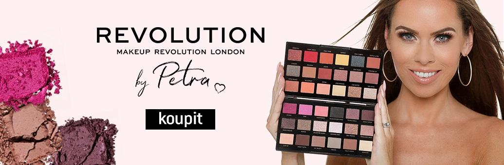 Makeup Revolution PetraLovelyHair