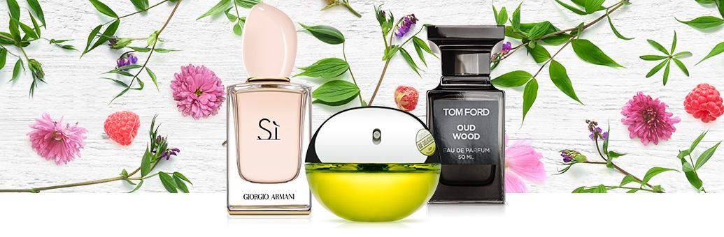 Složení parfémů