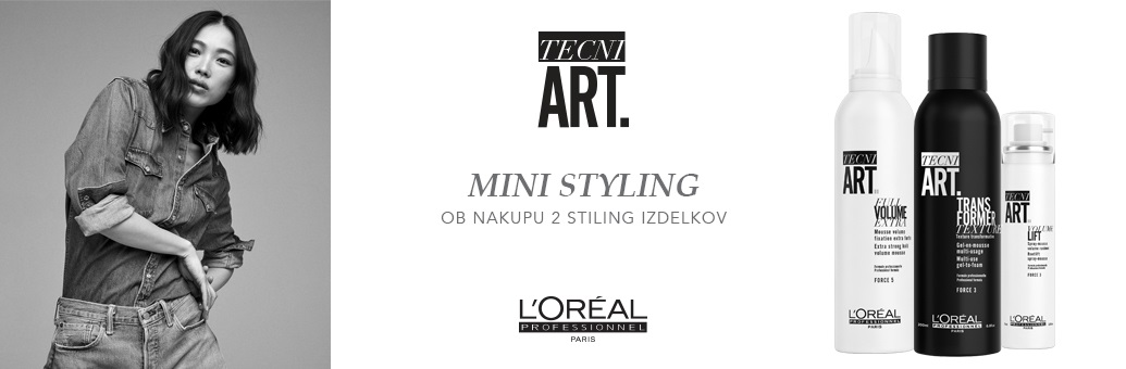 Loreal Professionel W38 Tecni Art mini styling