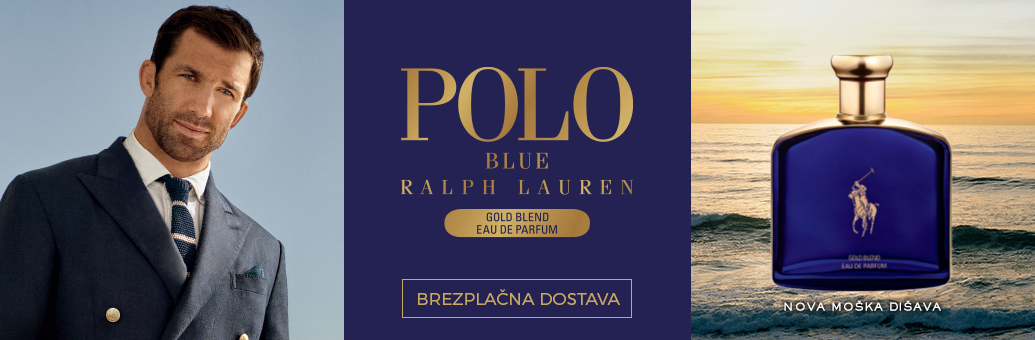 Ralph Lauren Polo Blue Gold Blend