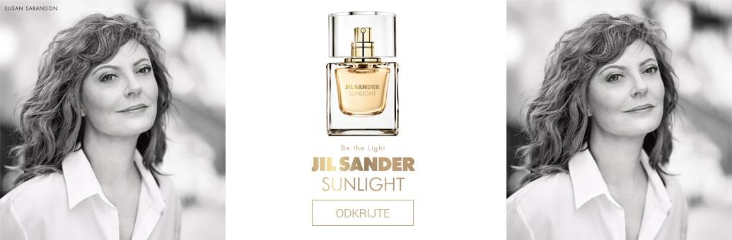 Jil Sander Sunlight model