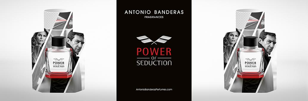 Antonio Banderas Power of Seduction