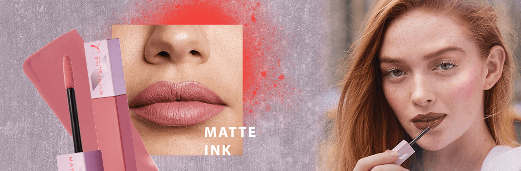 Maybelline Puma Matte Ink