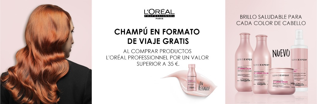 L'Oréal Professionnel W38 Vitamino Travel Size