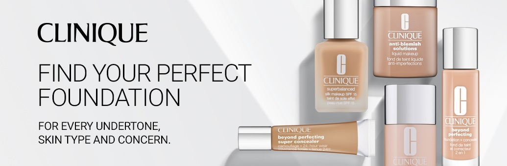 Clinique Perfect Foundation