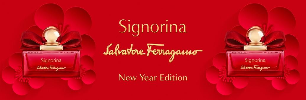 Salvatore Ferragamo Signorina New Year Edition