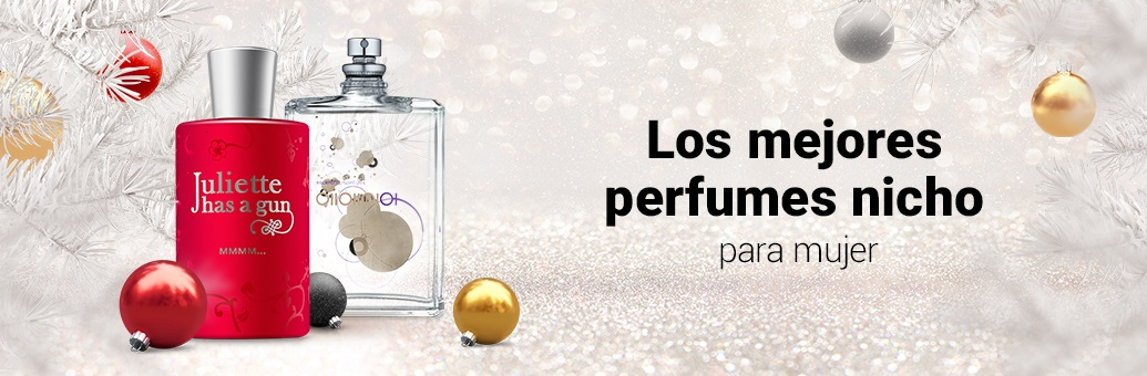 Los mejores perfumes nicho para mujer