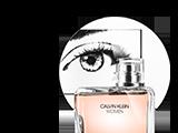 Presente como oferta  na compra de fragrâncias