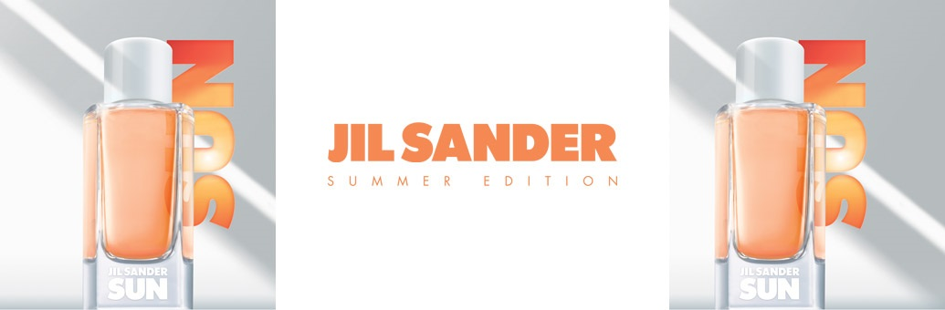 Jil Sander Sun Summer Edition 2019 eau de toilette para mulheres