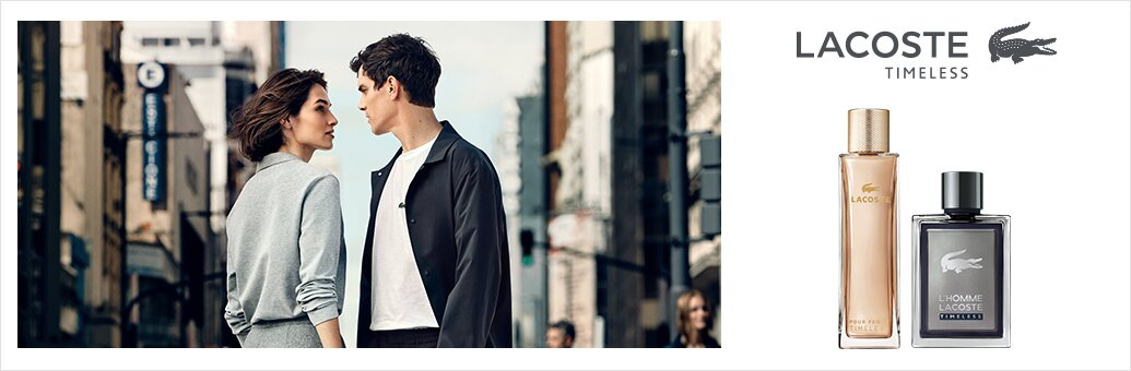 Lacoste Timeless