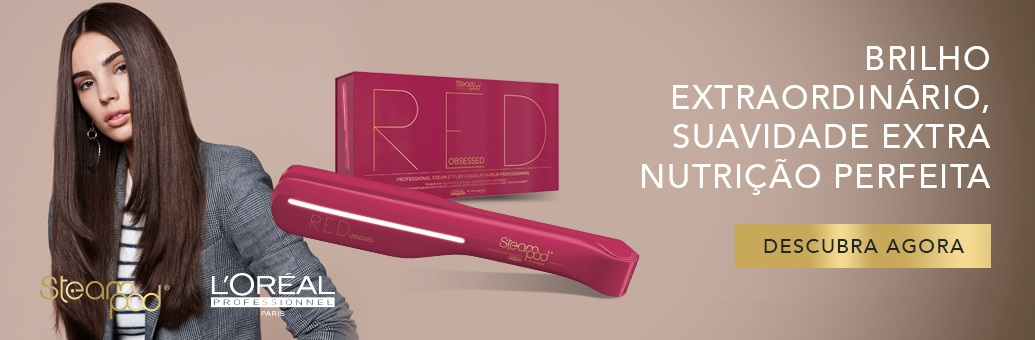 L'oréal Steampod Red_obsessed