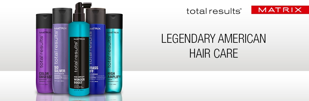 Matrix Legendary American Hair Care