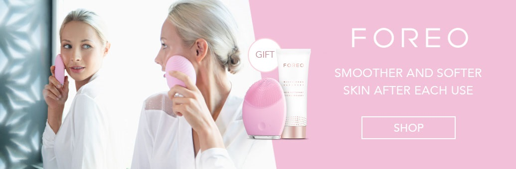 Foreo Spring Shopping Fever