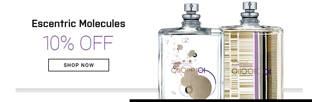 10% Escentric Molecules