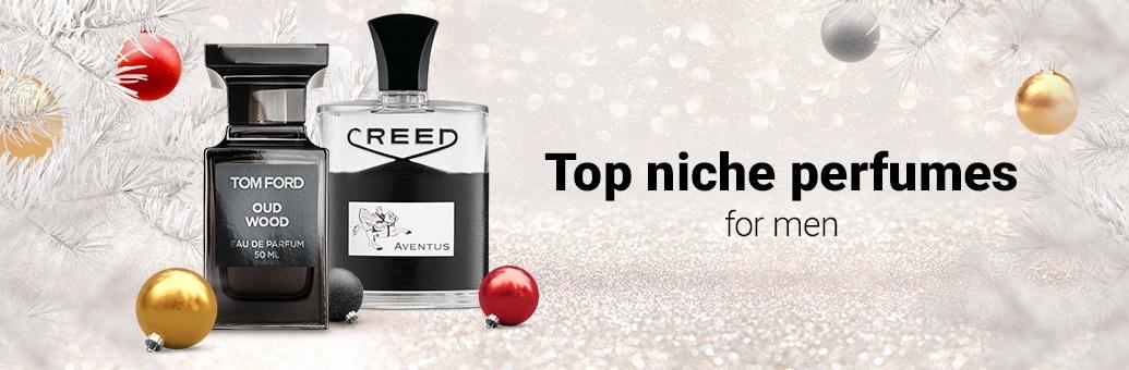 Top niche fragrances for men
