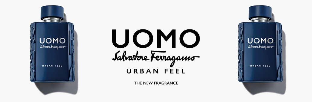 Salvatore Ferragamo Uomo Urban Feel