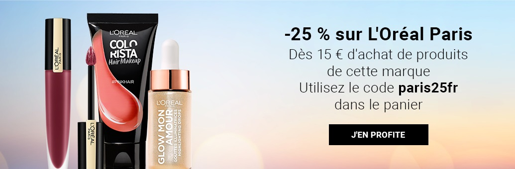Loreal Paris 25 % Sale