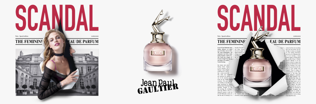 Jean Paul Gaultier Scandal