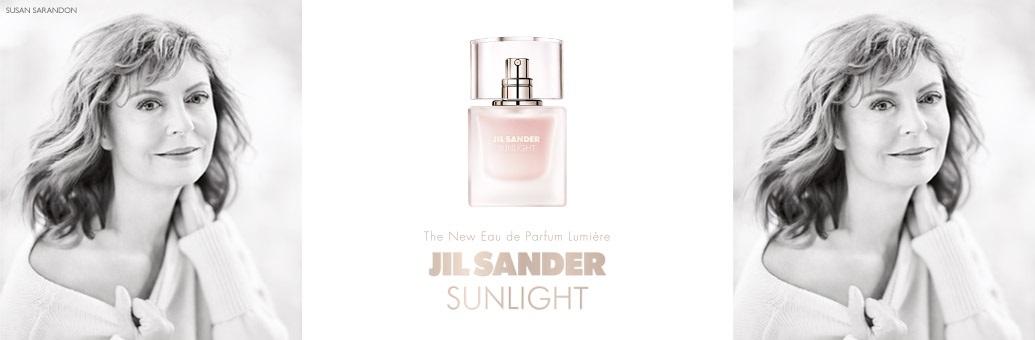 Jil Sander Sunlight Lumière eau de parfum per donna