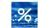 až -65 %