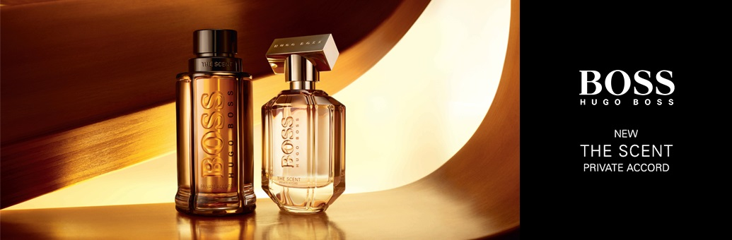 Hugo Boss The Scent Private Accord BP