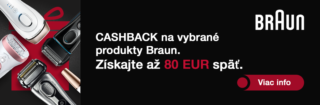Braun Cash Back