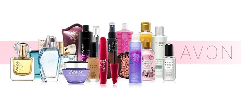 3e4146f248 Avon cosmetics