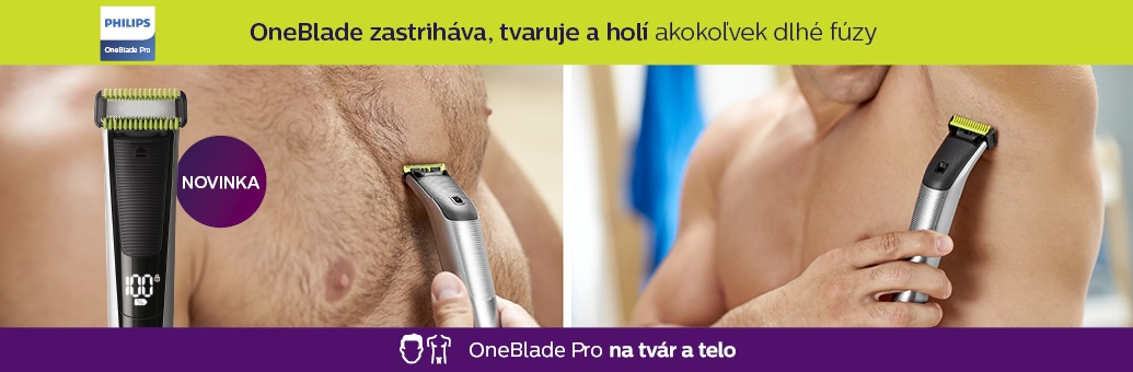 Philips OneBlade Face and Body