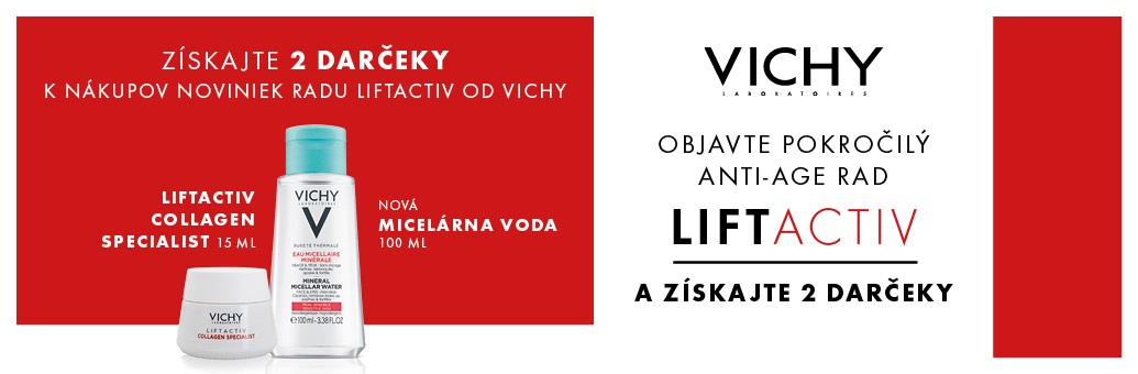 Vichy Liftactiv Collagen Specialist W37 GWP